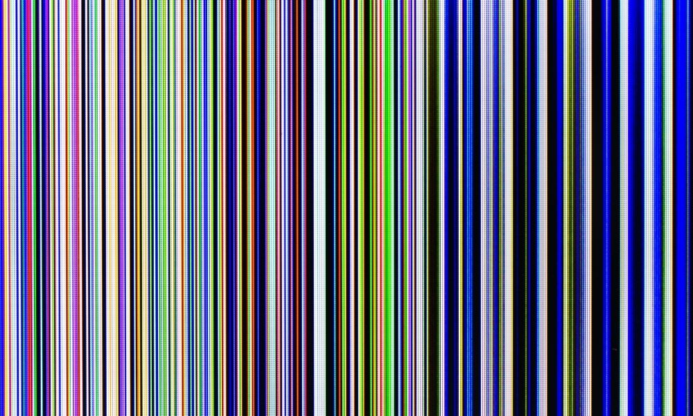 What Happens if There Are Lines on Your TV Screen